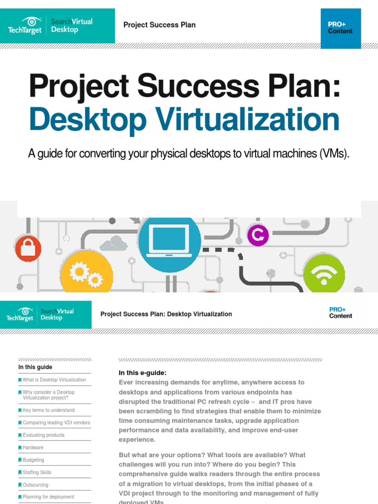 Provisioning Services Boot Process Desktop Virtualization
