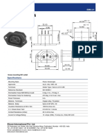 Power Entry Components(1)