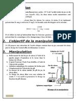 Determination de La Mase d'Acide Citrique d'Un Citron