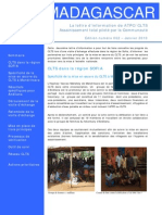 Lettre d'information ATPC CLTS numéro 2 janvier 2009