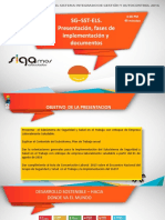 25. Sgsst - Implementacion Fases Documentos