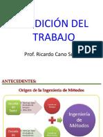 Medicion Del Trabajo 2014-1