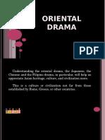 Oriental Drama(1)
