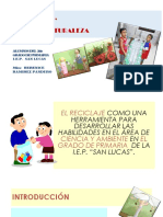 Informe FECYT SL2016 2do Grado 2
