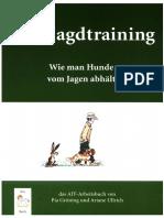 Antijagdtraining - Pia Gröning