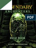 Legendary Encounters Rules-Alien
