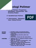 Polimer Bahasan I
