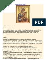 Acatistul Sfântului Si Dreptului Iosif