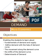 Micro Economic Ch_2   :DEMANDS: