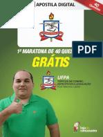 Maratona 01 - Ufpa - Caderno de Questes - Grtis (1)