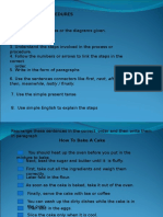 Process and Procedures