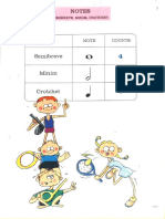 Music Theory 1 for Infants