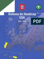 Sistema de Handicap EGA