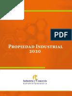 Libro Propiedad Industrial 2020