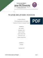 Water Refilling Billing Station System Documentation