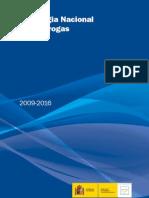 Estrategia Nacional sobre Drogas 2009-2016