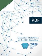 2016 Manual de Plataforma PGE