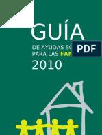 Guia de ayudas sociales para las familias 2010