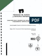 Mapro Procuraduria Publica Especializada en Delitos de Corrupcion Ppedc