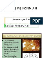 Kromatografi Ion