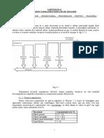 Proiectarea Proceselor de Tratare