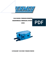 Flow Divider Catalog Permco Fd Series