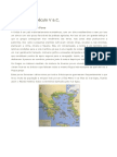 Os Gregos no século V e Roma e Cristianismo.doc