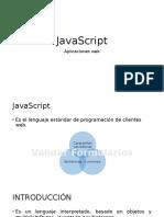 Javascript Final