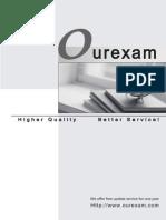 Ourexam HP0-M28 exam material