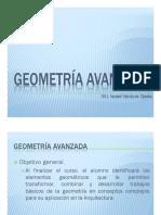 Tema 00. Introducción a la Goemetría Descriptiva.