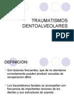 Expo Complet a Trauma Dental V