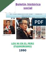 Boletín Histórico