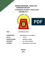Metalurgia General conceptos basicos y generales