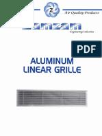Zamzam Linear Grilles-ECO