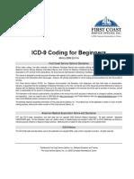 Edu Whatsnew ICD-9 Coding for Beginners