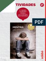 Actividades Lectura Mentira_Care_Santos