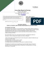 Medical Estetic Procedures by Licensed Professional