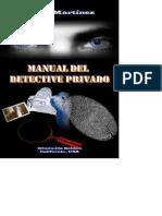Martinez Angel-Manual Del Detective Privado