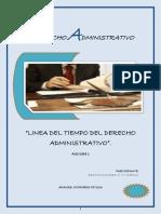 Bertha Ramirez  Act.1 linea del tiempo del derecho administrativo.pdf