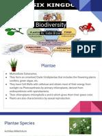biodiversity presentation