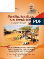De Notified Nomadic and Semi Nomadic Tribes 1