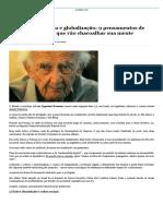 Relações, Consumo e Globalização_ 9 Pensamentos de Zygmunt Bauman Que Vão Chacoalhar Sua Mente