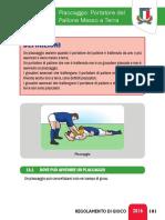Regola 15 Placcaggio Portatore Del Pallone Messo a Terra - Regolamento 2016 FIR