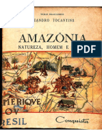 Amazônia - Natureza, Homem e Tempo. LEANDRO TOCANTINS