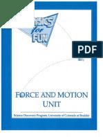 PFF Force Motion