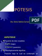 Hipotesis-clase