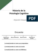 1ra Clase_Historia Ps Cognitiva_2016