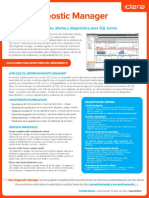Idera Datasheet SQL Diagnostic Manager Spanish (1)