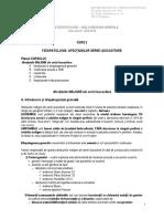 Curs 02 Fiziopatologia Afectiunilor Seriei Leucocitare 2016