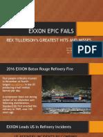 Exxon Epic Fails 1-21-17